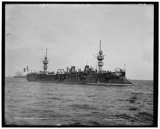 Jean Bart, French navy