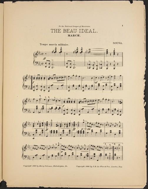 The  Beau Ideal
