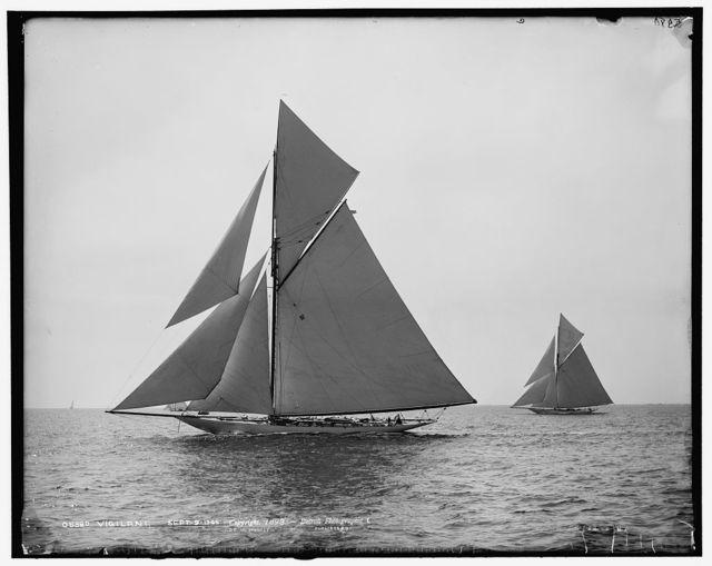 Vigilant, Sept. 9, 1893