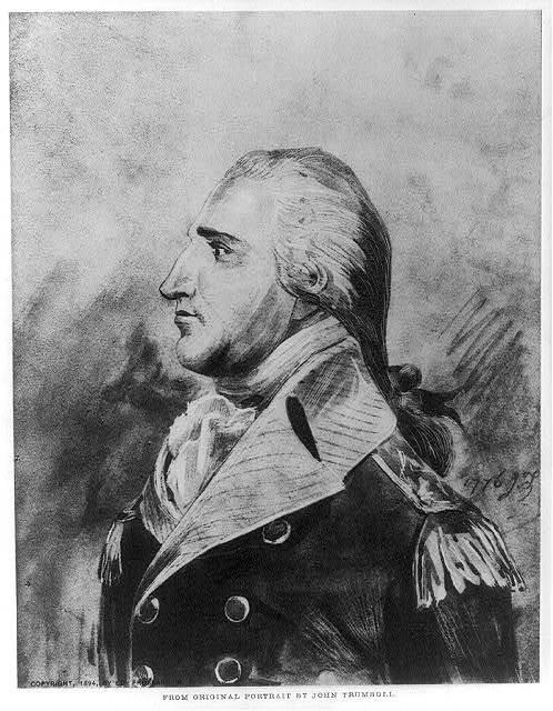 Benedict Arnold, 1741-1801