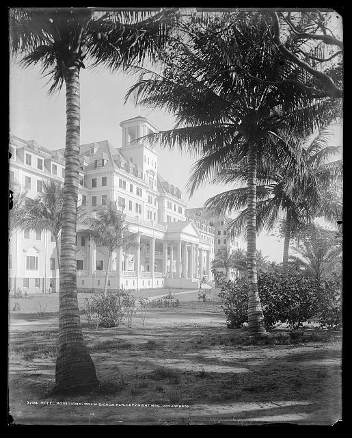 Hotel [Royal] Poinciana, Palm Beach, Fla.