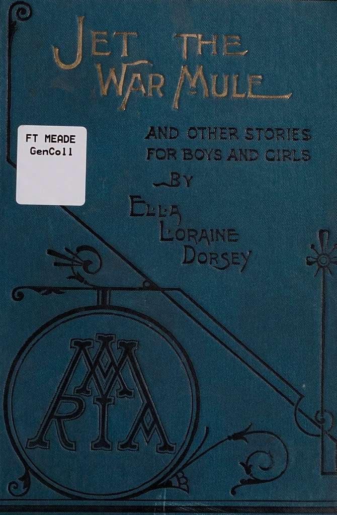 Jet, the war-mule, and other stories for boys and girls