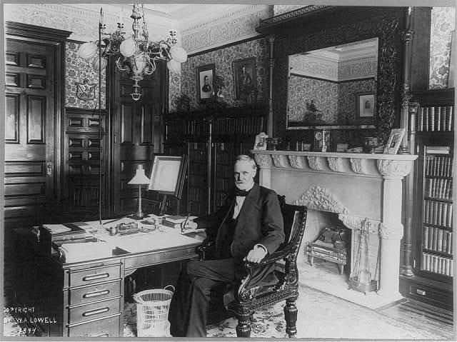 John Sherman, 1823-1900