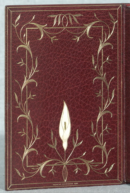 Of the friendship of Amis and Amile.  Hammersmith : Kelmscott Press, 1894.  67 p. ; 15 cm.