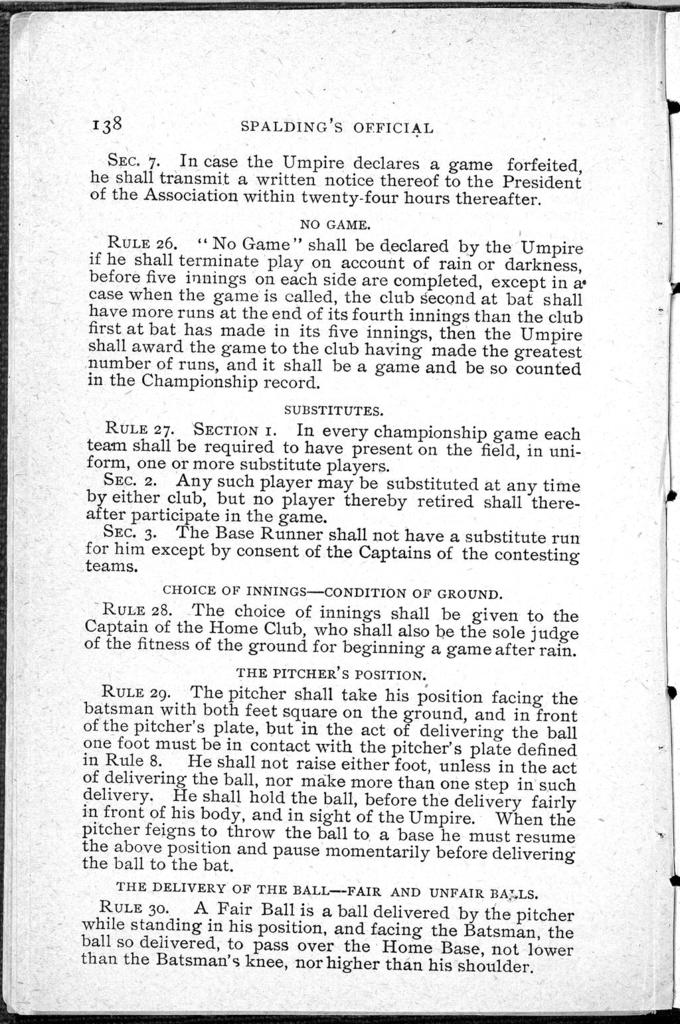 Spalding's official base ball guide, 1894