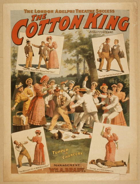 The cotton king the London Adelphi Theatre success : by Sutton Vane.