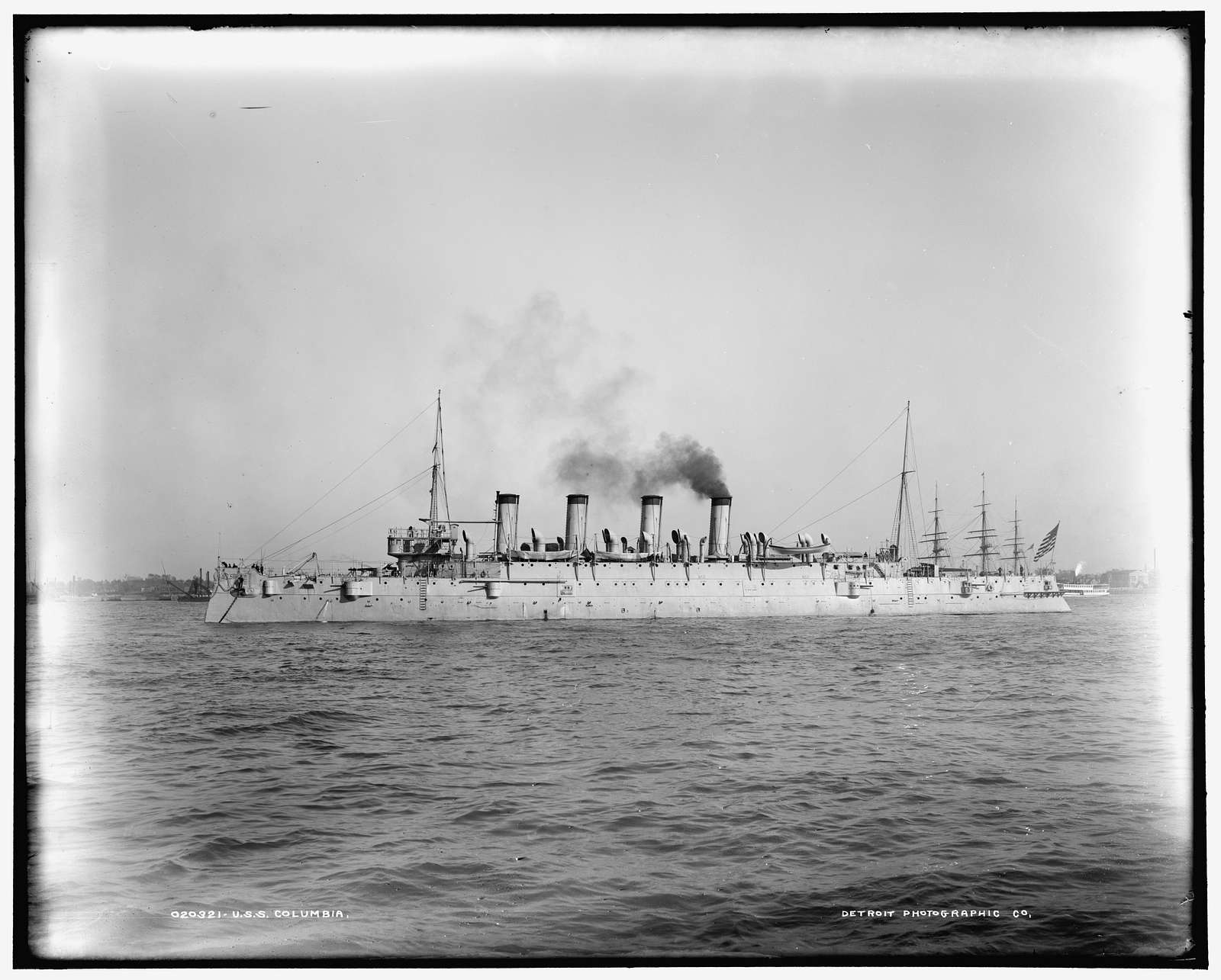 U.S.S. Columbia