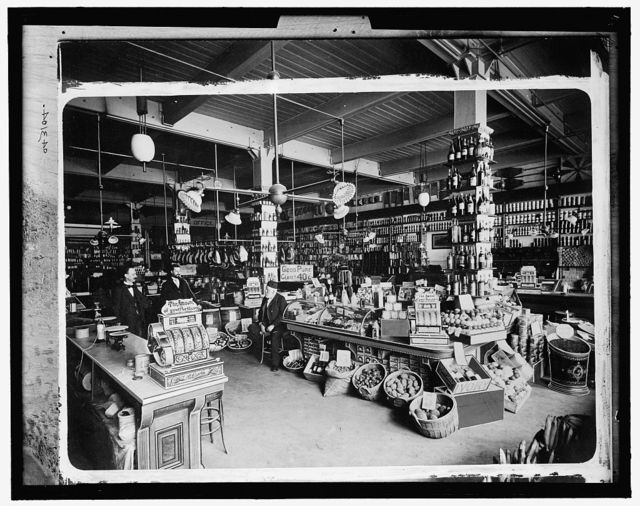 [A. Moll, groceries, St. Louis, Mo.]