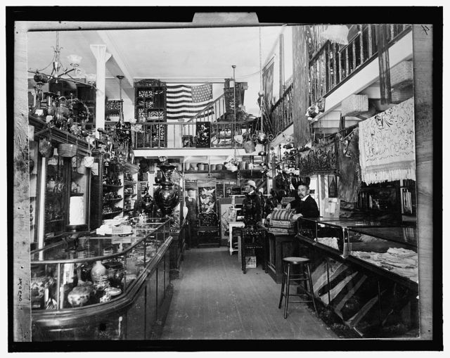 [Andrew Kan & Co., china store, Portland, Ore.]