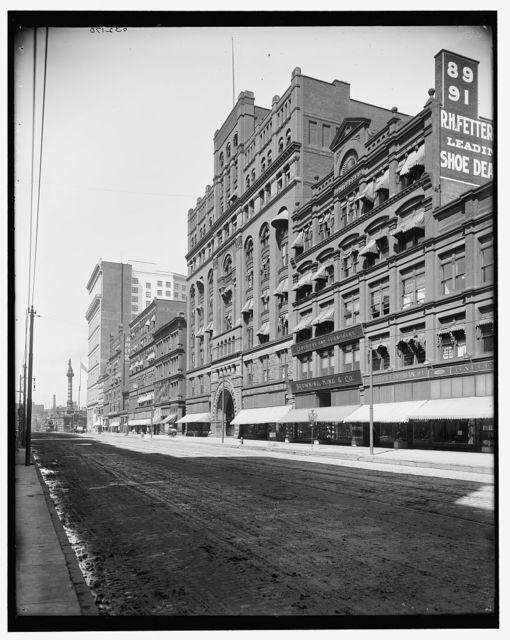 [Arcade Building, south face, Cleveland, Ohio]