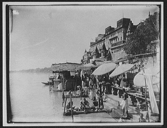 Benares - Desach Wandh Ghat