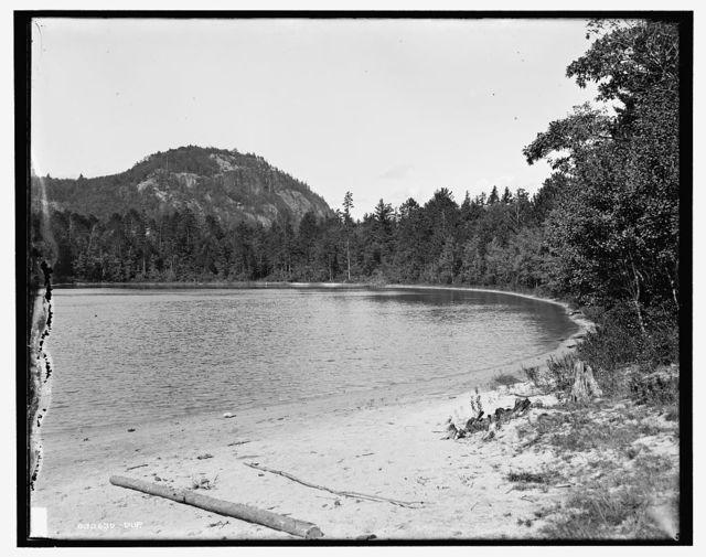 [Echo Lake, White Mts., N.H.]