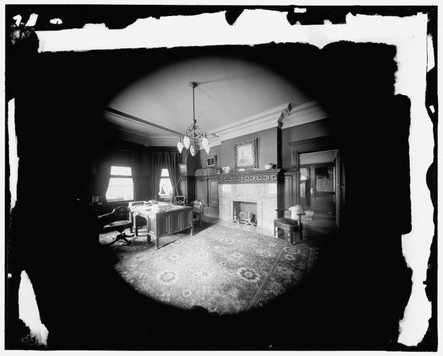 [Hiram Walker & Sons, president's room, Walkerville, Ont.]