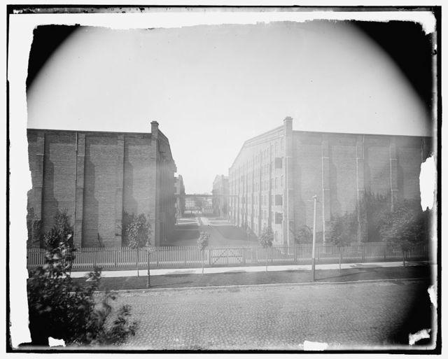 [Hiram Walker & Sons, ware house, Walkerville, Ont.]