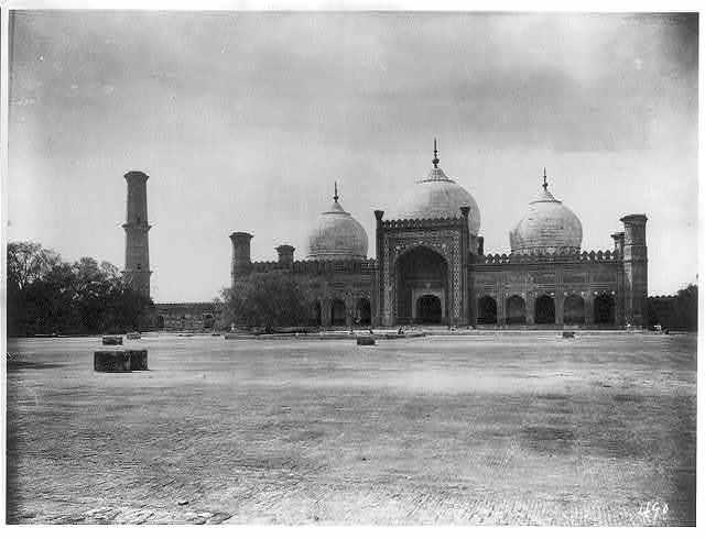 Lahore - Jumma Musjid or Great Mosque
