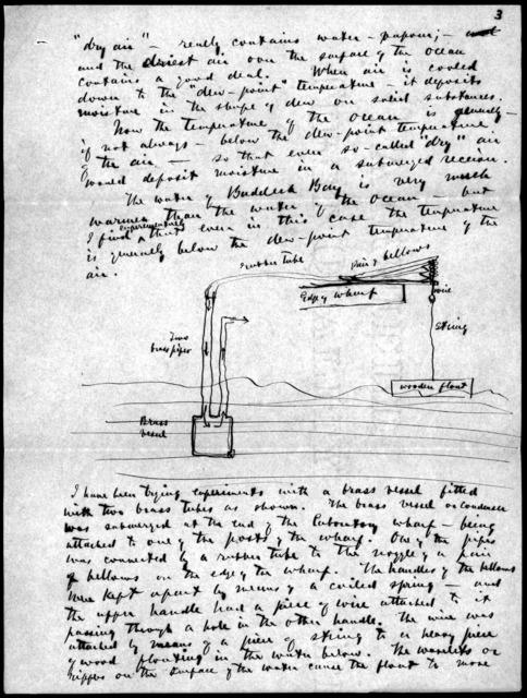 Letter from Alexander Graham Bell to Alexander Melville Bell and Eliza Symonds Bell, June 23, 1895