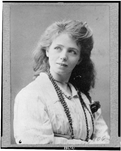 [Maude Adams, actress, half-length portrait, facing front]