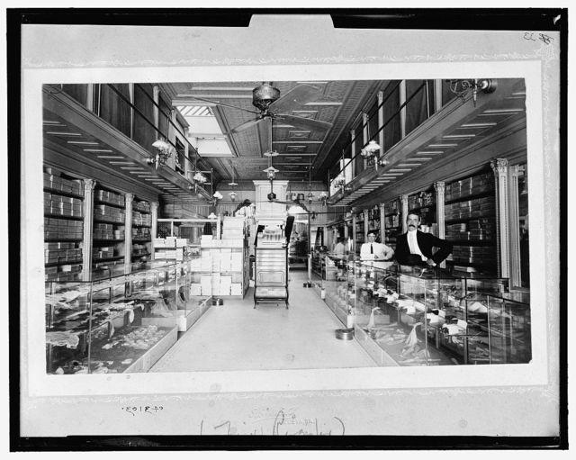 [Miller Walker store, Augusta, Ga.]