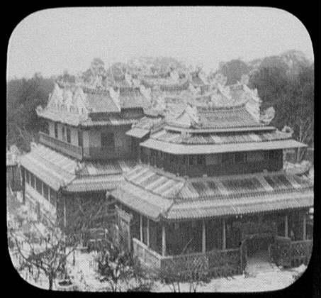 Royal palace at Bang Pa-In