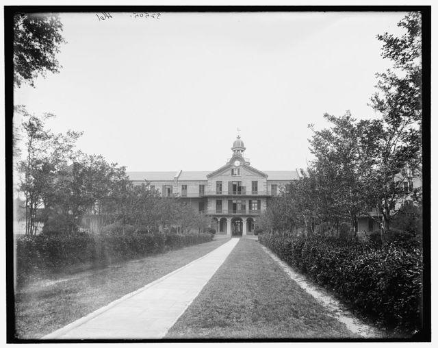 [Spring Hill College, Mobile, Ala.]