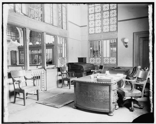 [State Savings Bank, Detroit, Mich.]