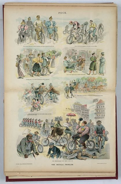 The bicycle problem / Ehrhart.