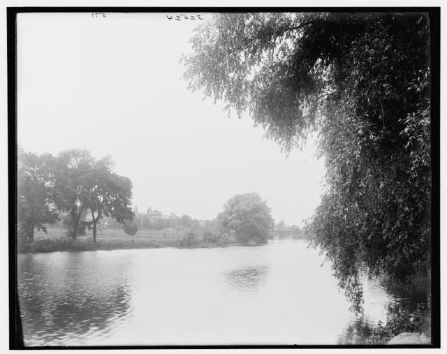 [The Huron River at Ypsilanti, Mich.]