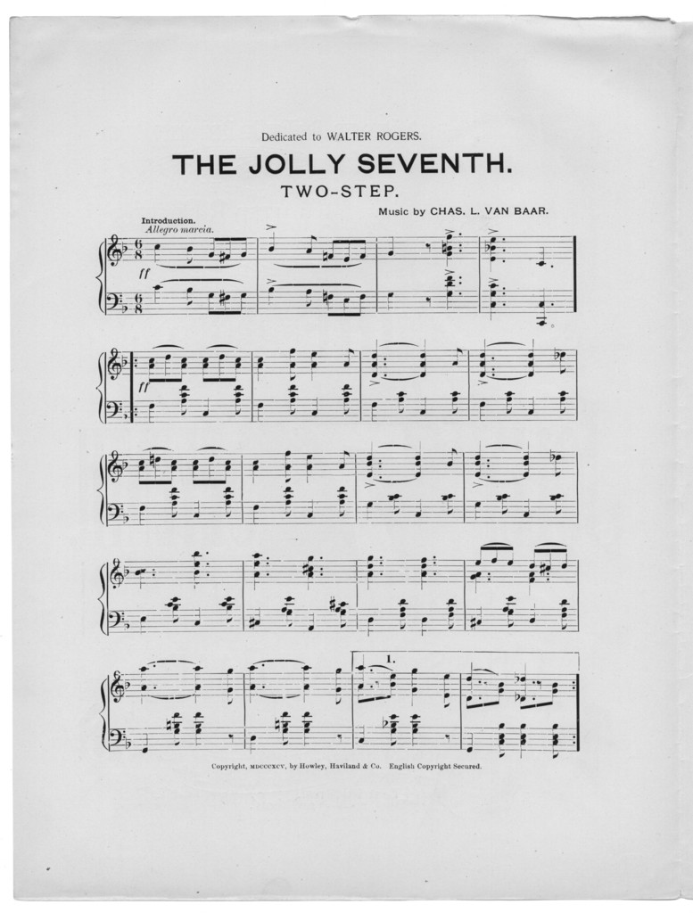 The  jolly seventh