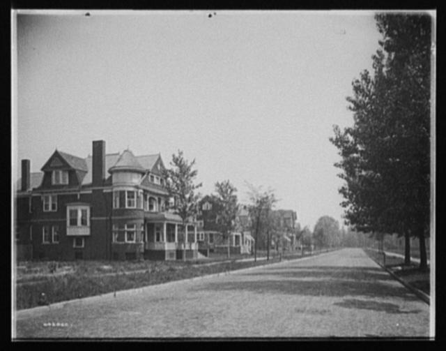 [Wesson estate, Seyburn Avenue toward Wessonside]