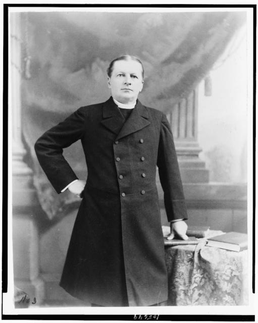 [William Lawrence, three-quarter length portrait, facing front]