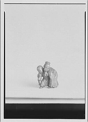 Art object that belonged to Arnold Genthe