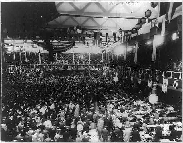[National Republican Convention, June 17, 1896, St. Louis, Mo.]