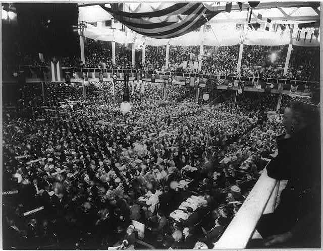 [National Republican Convention, June 18, 1896, St. Louis, Mo.]