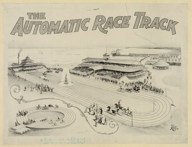 The automatic race track