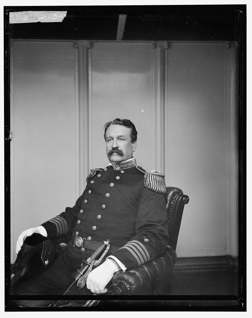 U.S.S. Brooklyn, Capt. Cook