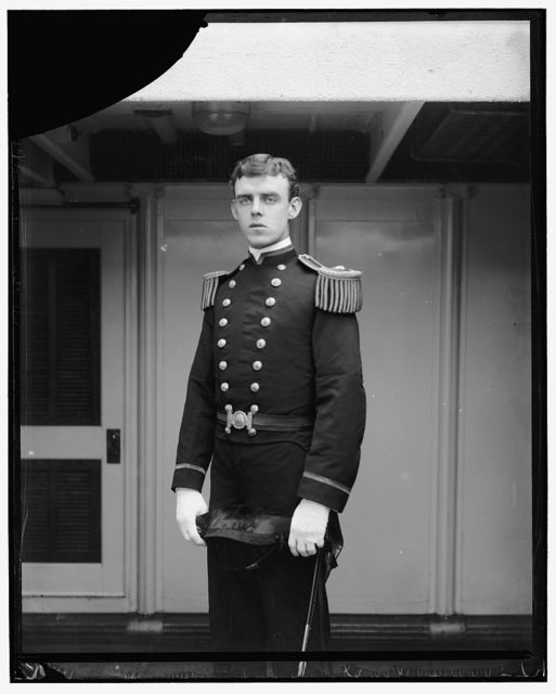 [U.S.S. Brooklyn, Ensign Proctor]