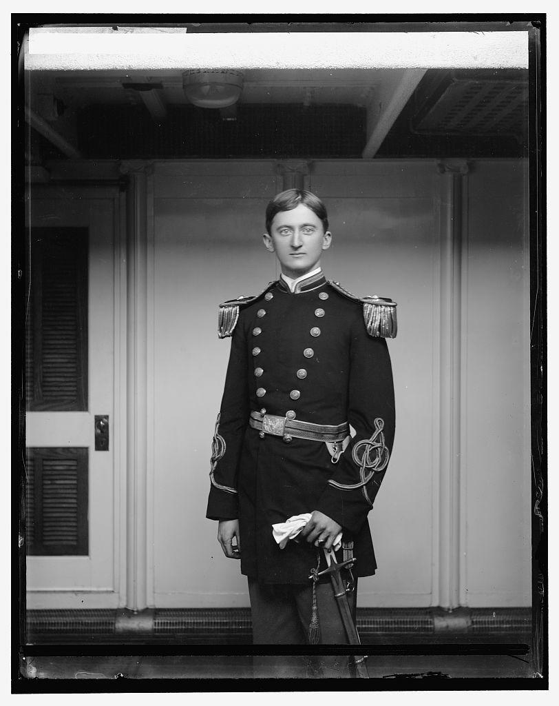 [U.S.S. Brooklyn, Lieut. Borden]