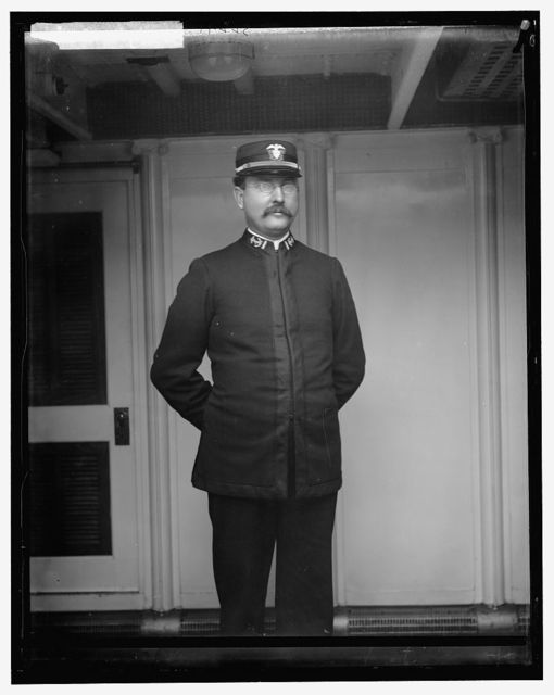 [U.S.S. Brooklyn, Lieut. Doyle]