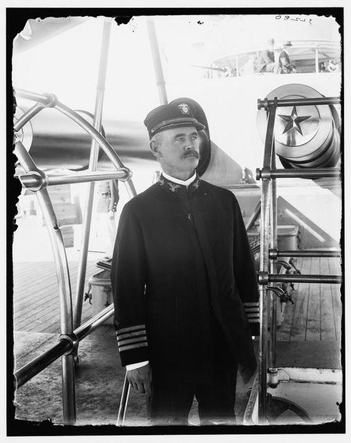 [U.S.S. Indiana, Captain Taylor]