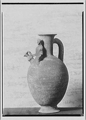 Vase that belonged to Arnold Genthe