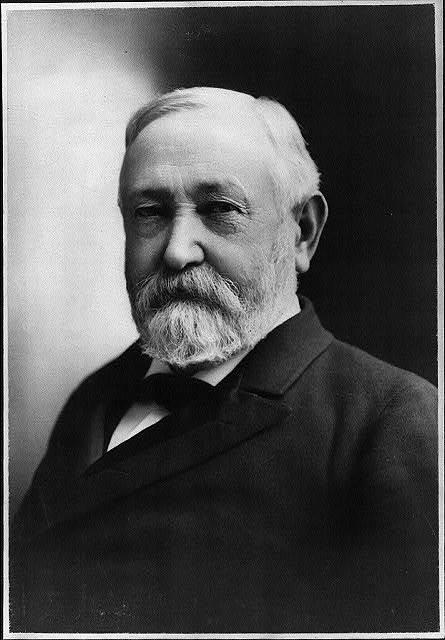Benjamin Harrison, Pres. U.S., 1883-1901
