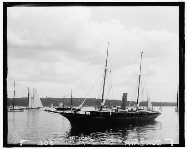 Corsair, Glencove [sic]