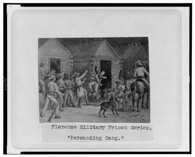 "Florence military prison series--""Persuading Dang"" / J.E. Taylor."