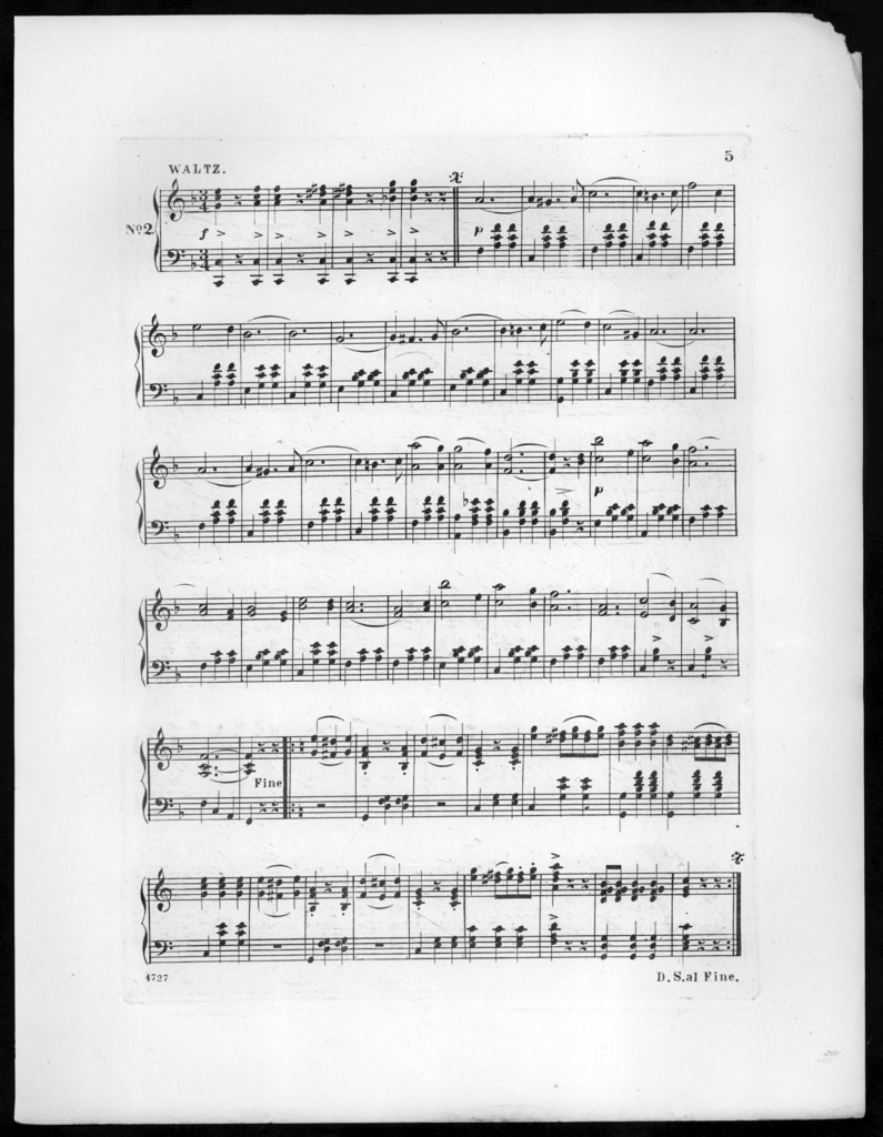 Heart song, op. 7
