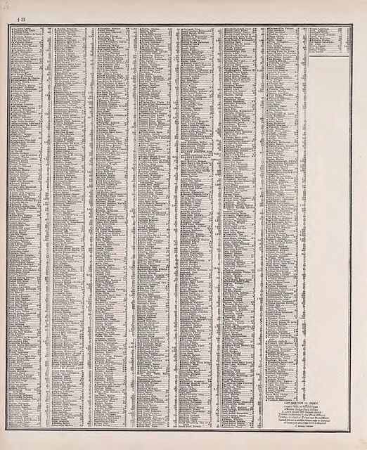 Illustrated historical atlas of Cooper County, Missouri : compiled and published from official records and personal examination /