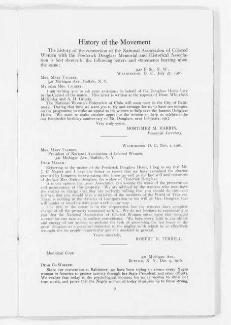 Invitation File, 1897-1924