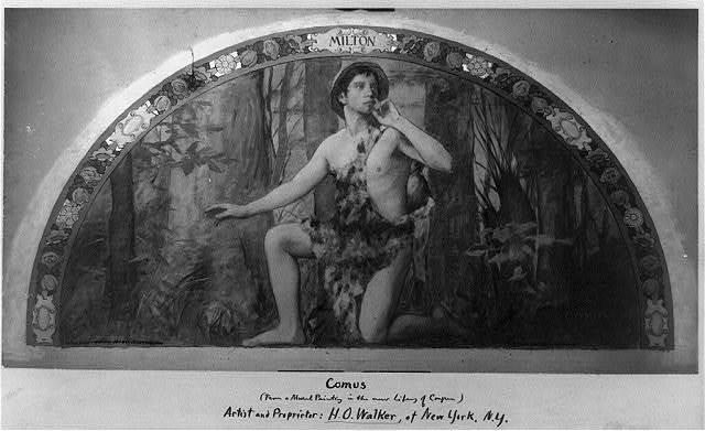 Lyric poetry; Comus