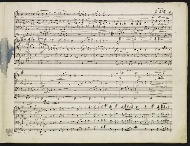 Quartett für 2 Violinen, Viola und Violoncell
