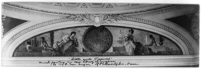 State and treasury