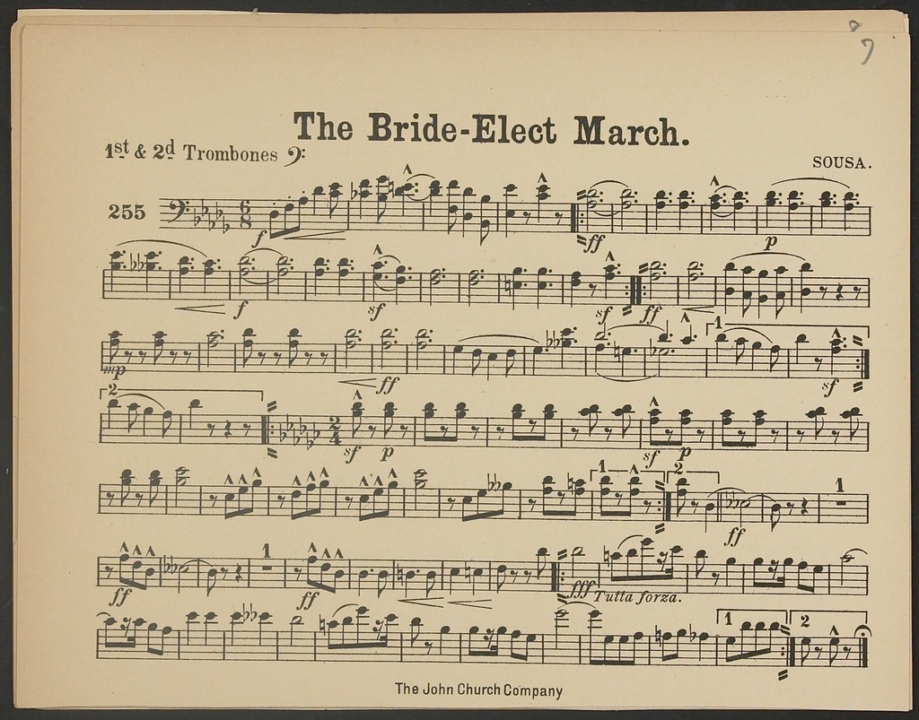 The  Bride-Elect: March